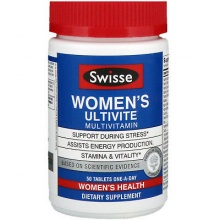 Витамины Swisse Women`s Ultivite 50таб